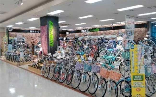 イオンバイク唐津店