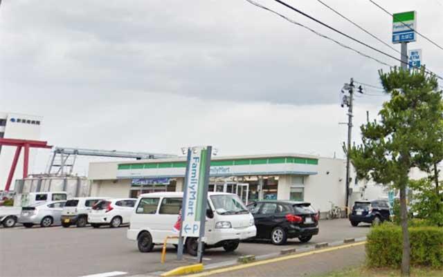 ファミリーマート 新潟中央インター店