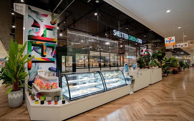 SHEL'TTER GREEN/DELI アリオ川口店