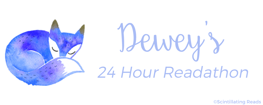 Dewey's 24 Hour Readathon | Post-Readathon Wrap-Up