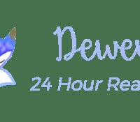 Dewey's 24 Hour Readathon | Post-Readathon Wrap-Up