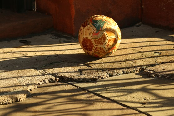 Soccer Ball Reference