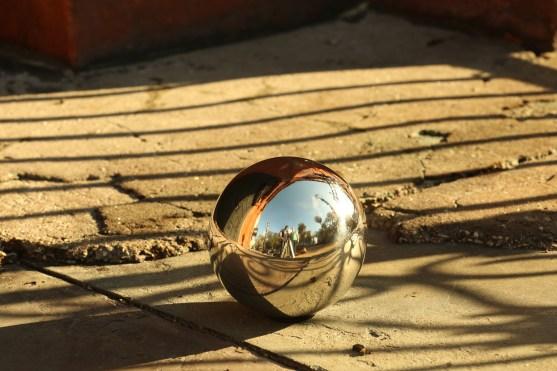 Chrome Sphere 2