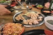 Korea - Makchang (pig intestine)