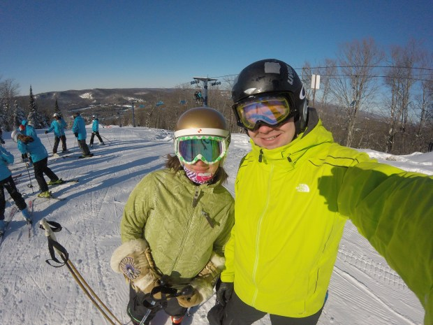 Met one of my best friends 16 years ago at Searchmont. We still look for any excuse to get out there together!