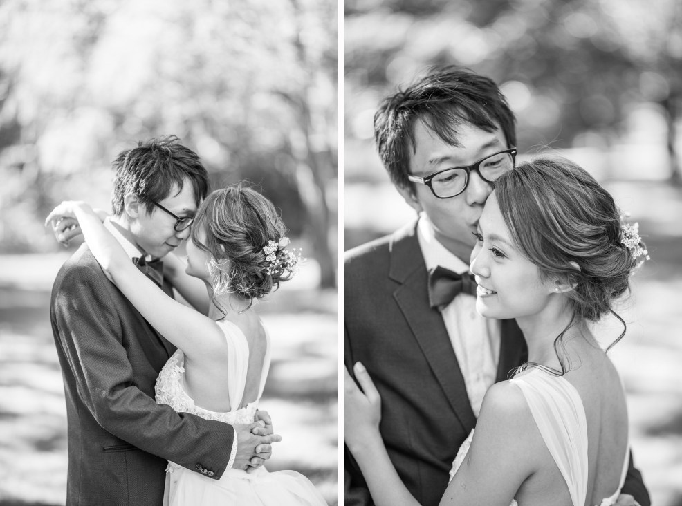 black and white couple details Kaitlyn Ferris photography garden wedding