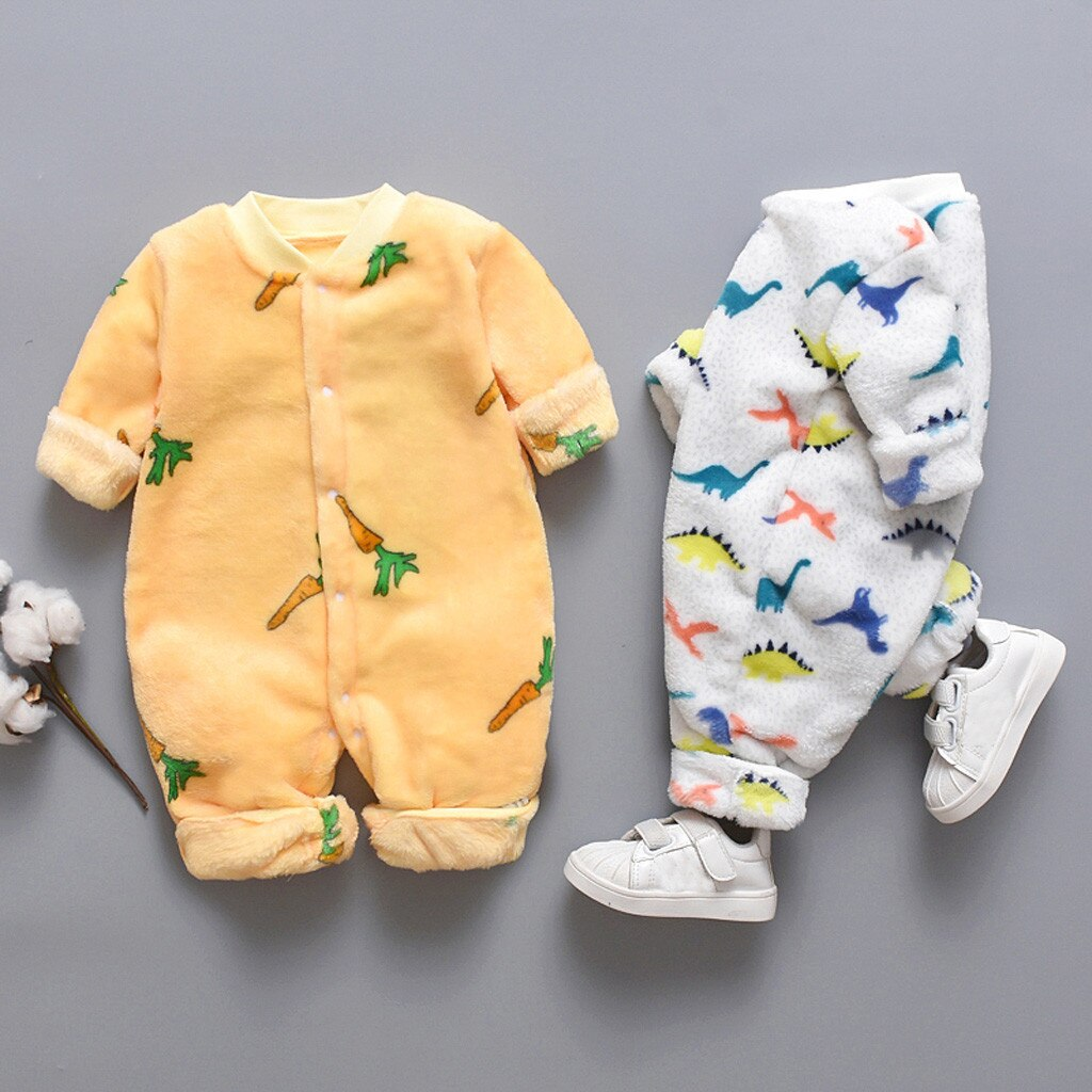 Autumn & Winter Newborn Baby Clothes