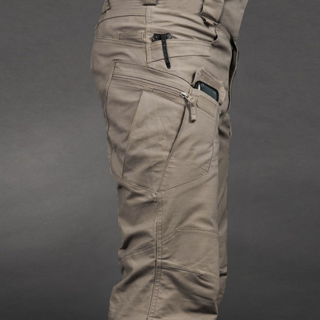 Scratch-proof Waterproof Pants For Outdoor Camping Climbing
