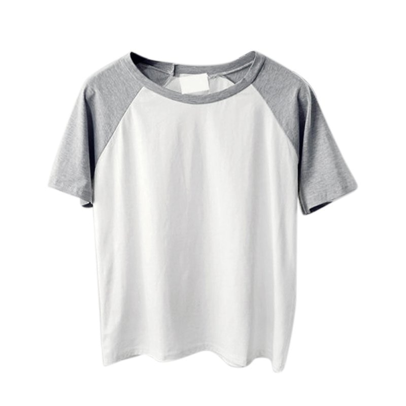 Summer Short Sleeve T-shirt For Women
