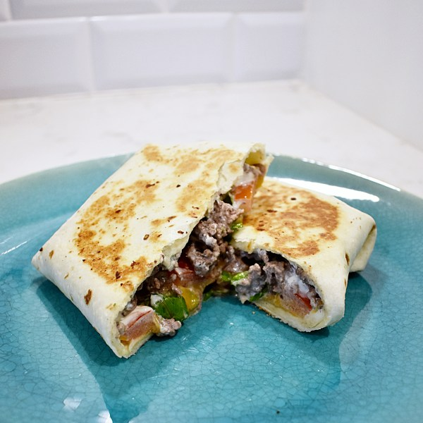 Quick and Easy Crunchwrap Supreme Recipe