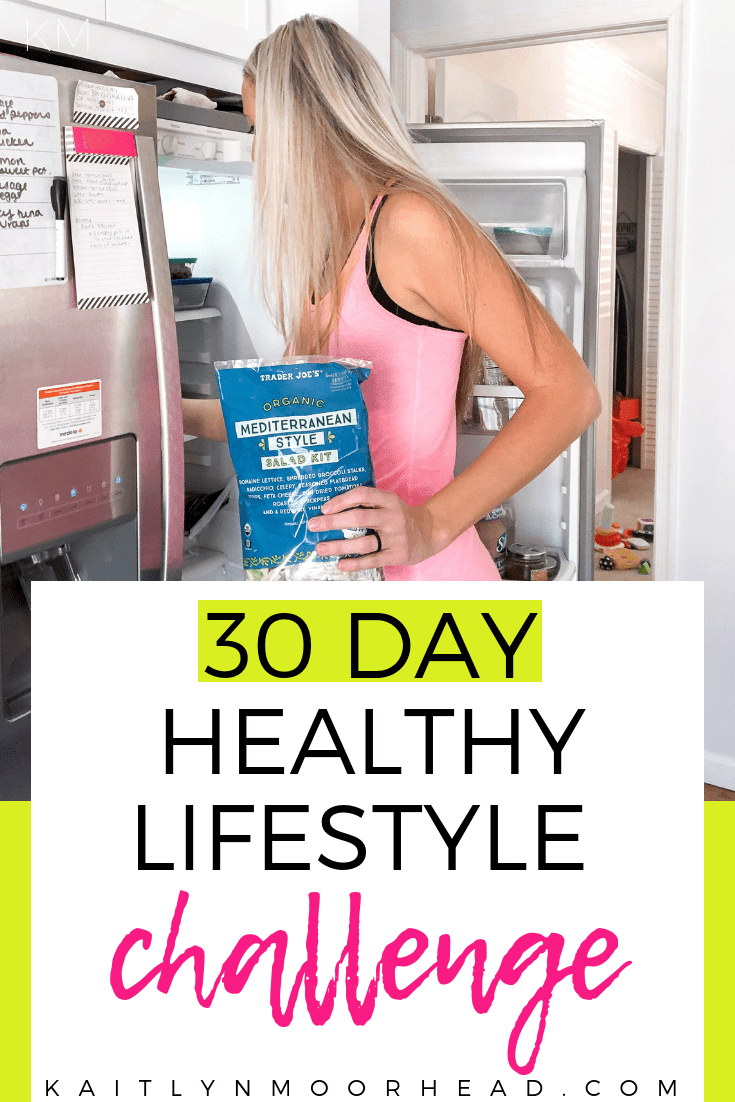 This 30 day healthy habits lifestyle challenge is for women who want to make changes to their life when it comes to health and wellness! This challenge is for beginners and focuses on creating healthy habits around diet, exercise, and mindset. It includes daily habits to focus on, as well as a tracker. If you want to be motivated to lose weight and keep it off, get into fitness, + create healthy daily routines, then this challenge is for you! #health #challenge #healthyhabits #healthylifestyle