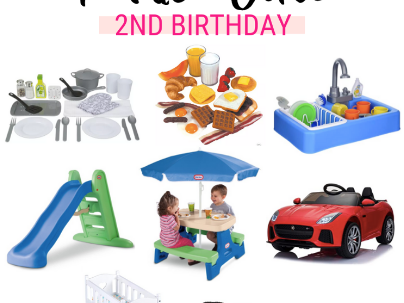 TODDLER GIFTS SECOND BIRTHDAY THIRD FOURTH FIFTH PRESENTS _ KAITLYN MOORHEAD