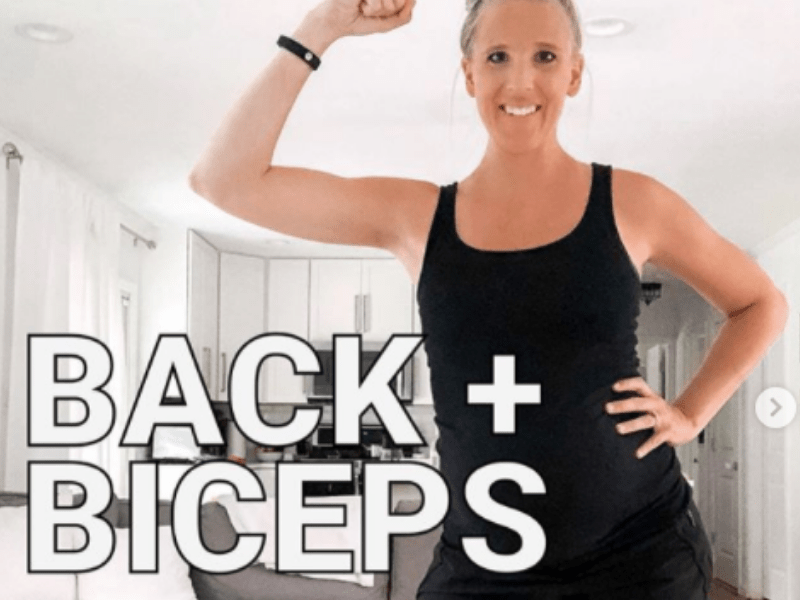 BACK + BICEPS WORKOUT _ KAITLYN MOORHEAD