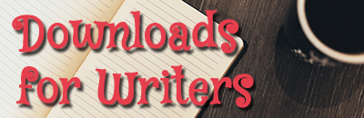 Downloads for Writers Button