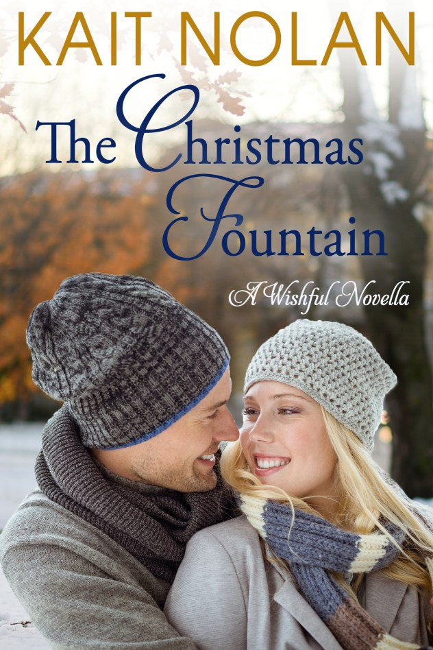 Book Cover: The Christmas Fountain