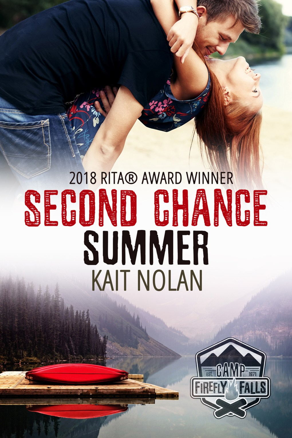 Book Cover: Second Chance Summer