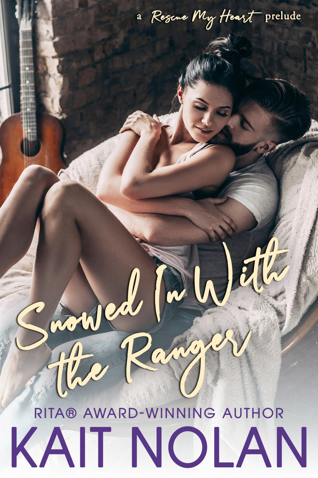 Book Cover: Snowed In With The Ranger