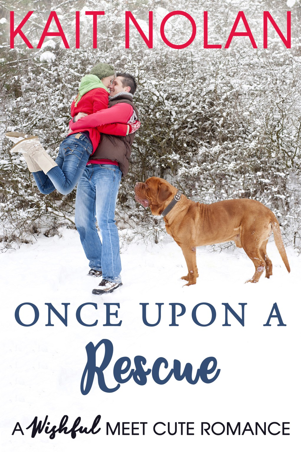 Book Cover: Once Upon A Rescue