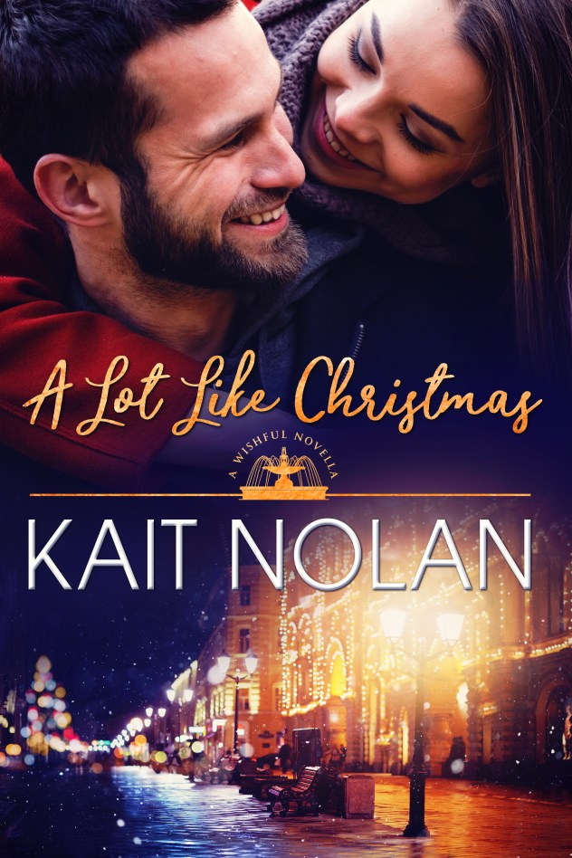 Book Cover: A Lot Like Christmas