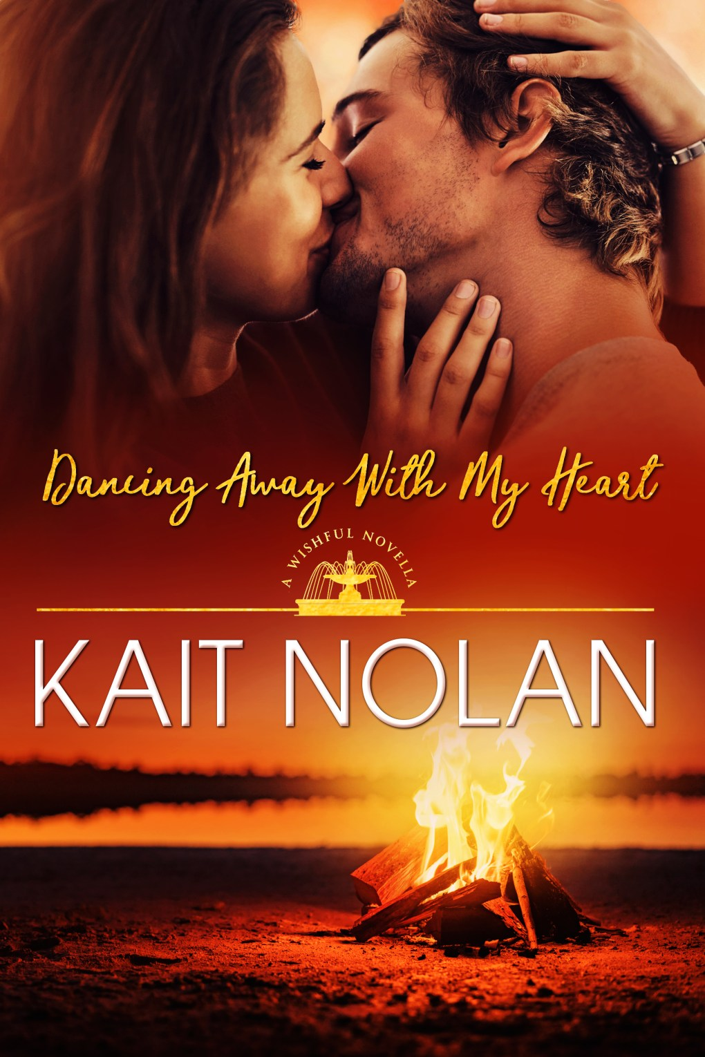 Book Cover: Dancing Away With My Heart