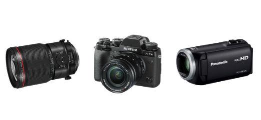 カメラ買取商品一覧画像