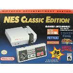 北米版 NES CLASSIC EDITIONの画像