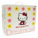 Hello Kitty ドリームキャストセットの画像