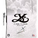イースDS/イースII DS SPECIAL BOXの画像