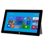 Microsoft Surface 2 32GB P3W-00012 シルバーの画像