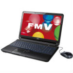 Fujitsu FMV-LIFEBOOK AH54/H  FMVA54HB/シャイニーブラックの画像