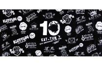 "KAT-TUN 10TH ANNIVERSARY LIVE TOUR ""10Ks!""バスタオルを買取しました!"