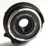 Voigtlander SC-SKOPAR 35mm F2.5の画像
