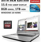 2016 Newest Lenovo 15.6 Full HD Flagship High Performance …の画像