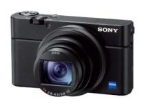 SONYの高級コンデジ 「サイバーショットDSC-RX100M6」を買取しました!