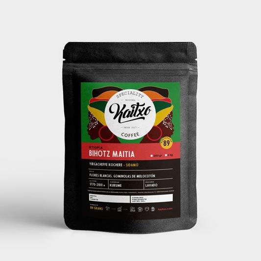 Café Etiopía Bihotz Maitia