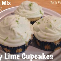 Cake Mix Hack: Gluten-Free Key Lime Pie Cupcakes