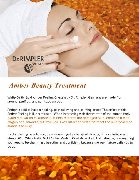 Amber_treatment