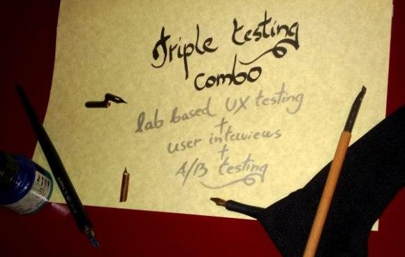 Triple Testing Combo