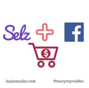 Cómo vender en Facebook con Selz