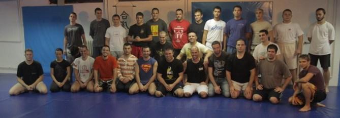 MMA Beograd - Kaizen MMA Akademija.