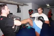Vežba - Udarac nogom