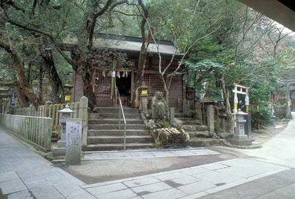 道陸神社(どうろくじんじゃ)