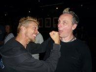 Jez and Steve