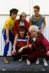 Kajagoogoo in 1983