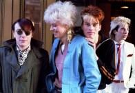 Kajagoogoo, Ooh to be Ah video shoot, 1983