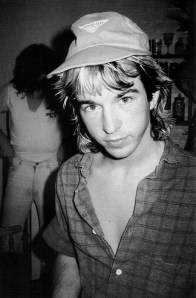 Limahl, late 1984