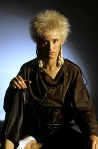 Nick Beggs photograph, August 1983