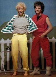 Nick and Stuart, 1983