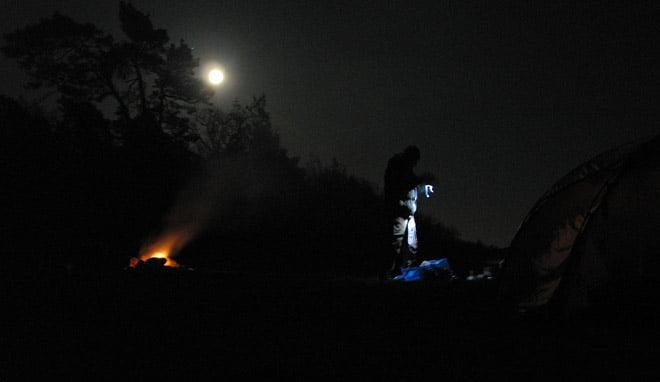 Eld och måne