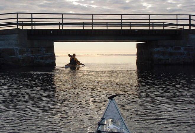 Bron ut till Torkö
